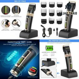 nicewell hair clippers for men kids 2