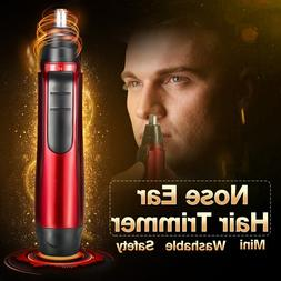 Portable Electric Ear Nose <font><b>Hair</b></font> Trimmer
