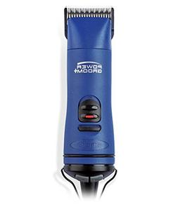Andis Power Groom+ 5-Speed Detachable Blade Clipper, Profess
