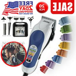 Wahl Pro Clipper Barber Hair Cutting Kit Professional Haircu