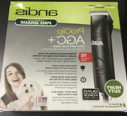 Andis ProClip AGC+ Detachable Blade Clipper For Dogs AGC 242