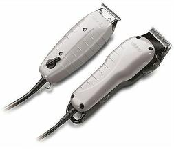Andis Professional Barber Combo Powerful Clipper + T-Outline