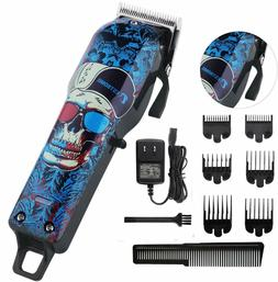 Professional Cordless Hair Clipper Electric Hair Cutter Mach