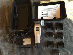 Oster Professional Hair Clippers Adjustable w 8 Attachments