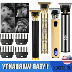 Professional Hair Clippers Cordless Trimmer Cutting Barber B