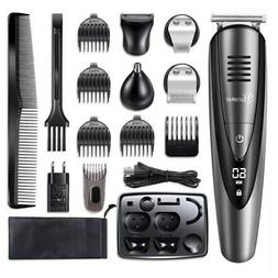 Hatteker Professional Hair Trimmer Cordless Hair Clippers Re