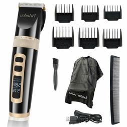 Professional Hair Trimmer For Men, Best Quiet Cordless Hair