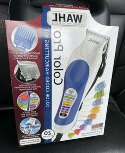 WAHL Professional Haircut Trimmer Color Pro Clippers Kit Bar