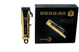 Professional High Performance Cordless Barber Hair Clipper H