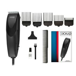 WAHL Quick Cut Hair Clippers 10 Pc Haircutting Kit Styling S