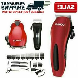 Rechargeable Cordless Hair Clippers Wireless Trimmer Barber