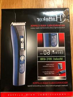 Hatteker Rechargeable hair clipper Model: RFC-698