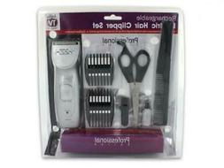 Rechargeable hair clipper set-Package Quantity,10