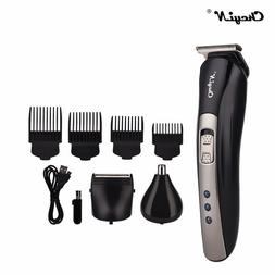 Rechargeable Male <font><b>Powerful</b></font> Hair Clipper