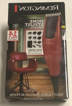 Remington Home Stylist Haircut Kit Hair Care Barber Clippers