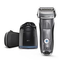 Braun Series 7 Men's Electric Foil Shaver with Wet & Dry Int
