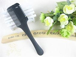 1 Set  Comb Hairbrush Hair Cut Professional Trimmer Cutting