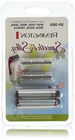 Remington SP-360 Women's Shaver Replacement Foil Screens and