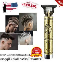 T Outliner Professional Trimmer Barber Hair Clippers Electri