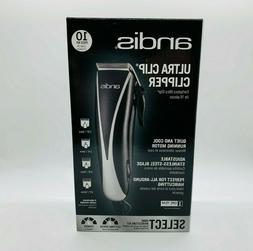 Andis Ultra Clip Clipper Haircutting 10 Piece Kit Hair Trimm