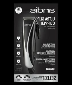 Andis Ultra Clip Clippers Men Trimmer Hair Cutting Tool Kit
