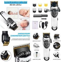upgraded cordless electric hair clippers 2 speed