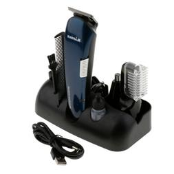 USB Hair Clipper Electric Shaver Trimmer Cutters Family Pers