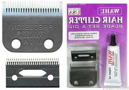 Wahl 2050-500 Replacement Blades For Precision Hair Clipper+