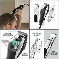WAHL 79524-3001 Clipper Home Barber Clipper Kit With Hair Cl