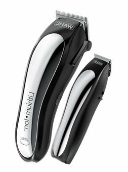 Wahl Clipper Lithium Ion Cordless Rechargeable Hair Clippers