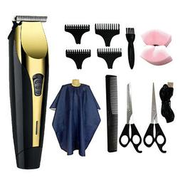 ZL-918 Household USB Electric Hair Clippers Set for Barbers